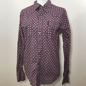 Cinch Snap Button Western Shirt - Size XS